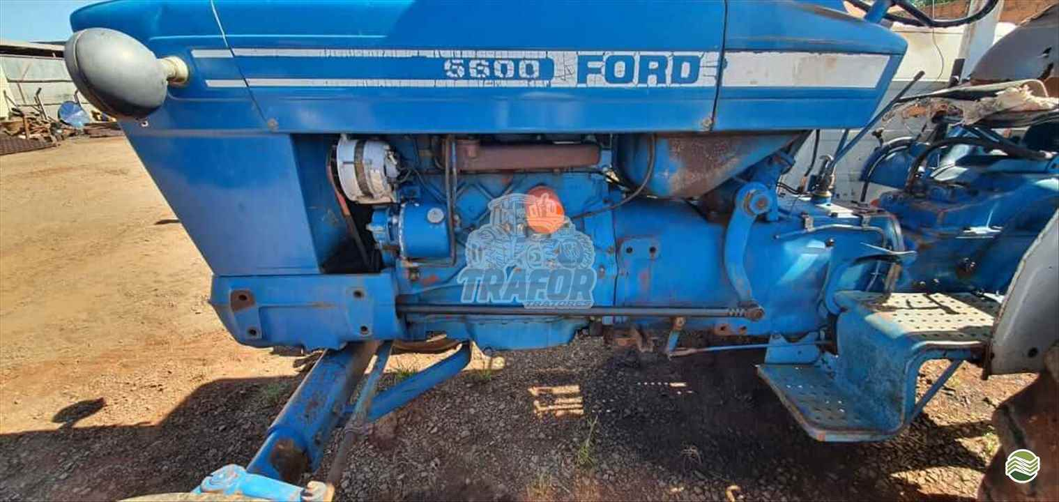 FORD FORD 5600  1982/1982 Trafor Tratores