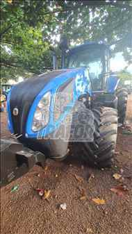NEW HOLLAND NEW T8 295  2016/2016 Trafor Tratores