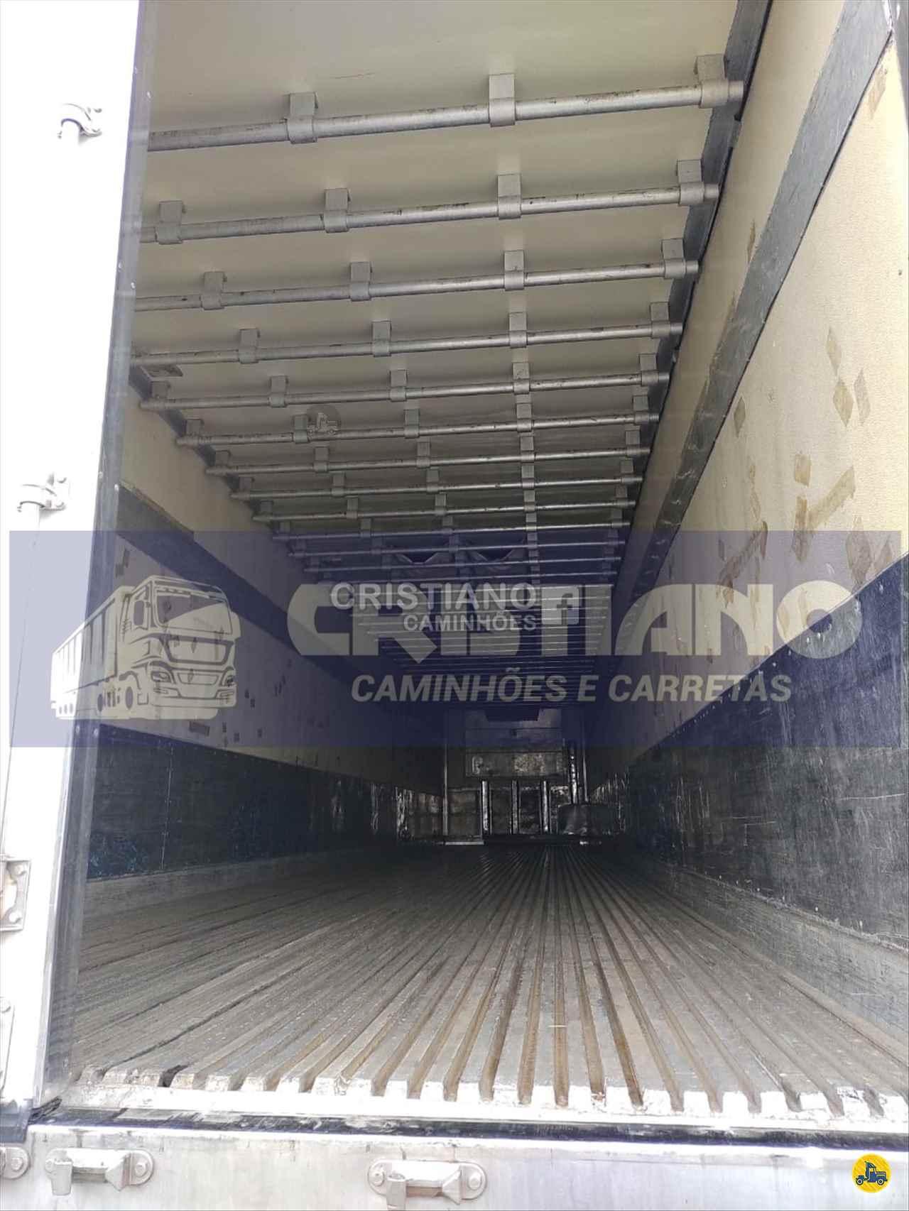 SEMI-REBOQUE FRIGORIFICO  2010/2010 Cristiano Caminhões e Carretas