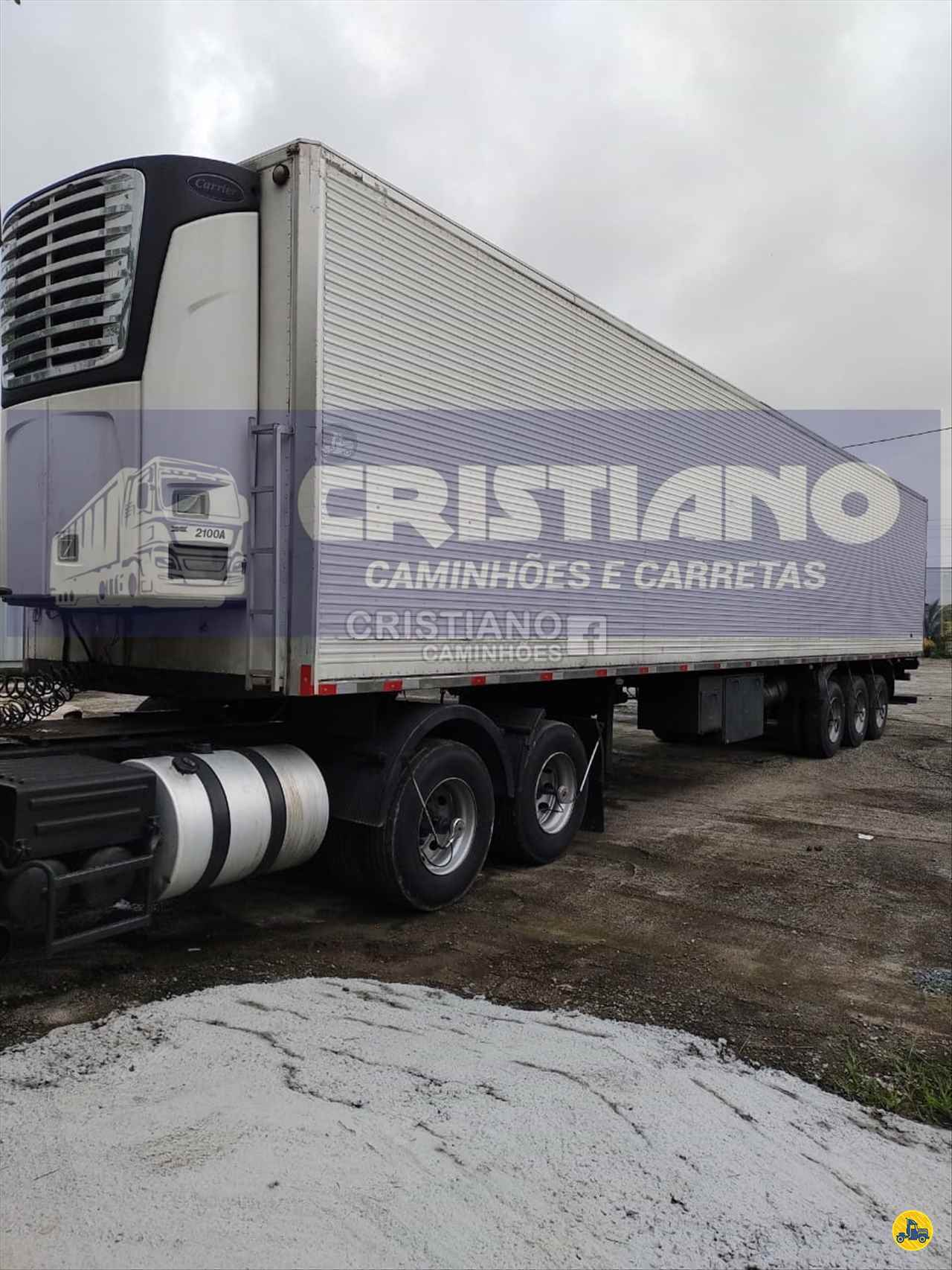 CARRETA SEMI-REBOQUE FRIGORIFICO Cristiano Caminhões e Carretas SAO JOSE DO RIO PARDO SÃO PAULO SP