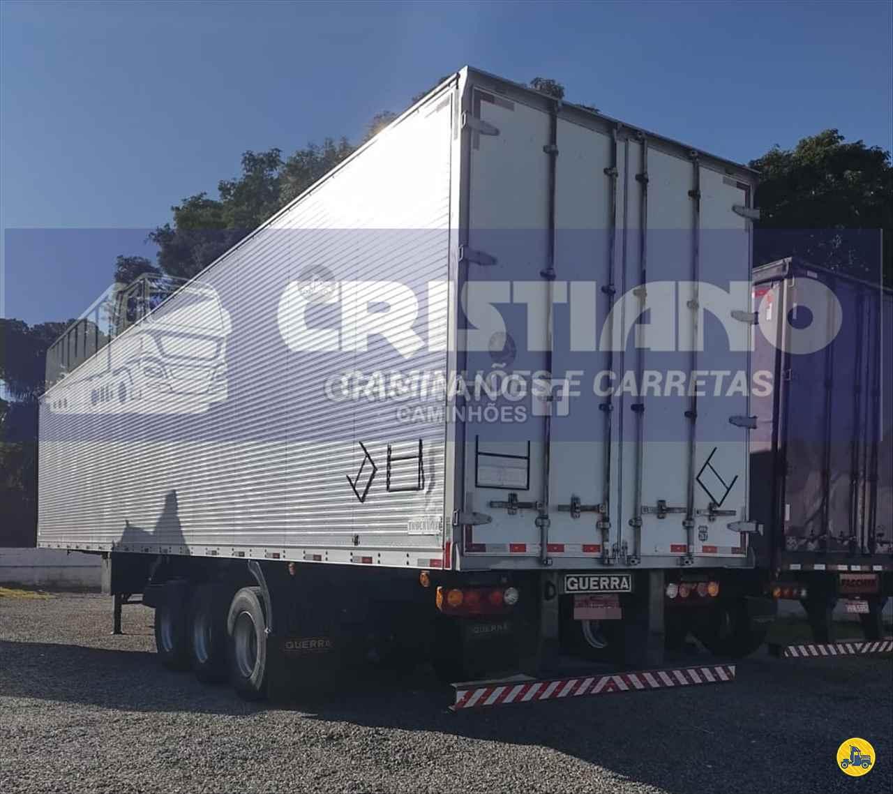 CARRETA SEMI-REBOQUE BAU FURGÃO Cristiano Caminhões e Carretas SAO JOSE DO RIO PARDO SÃO PAULO SP