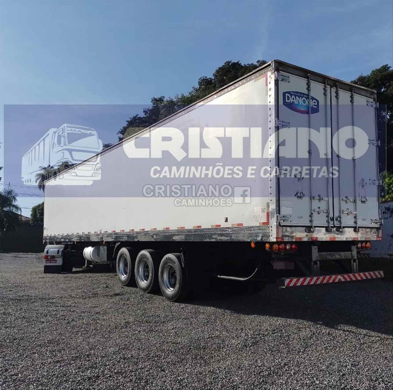 FRIGORIFICO de Cristiano Caminhões e Carretas - SAO JOSE DO RIO PARDO/SP