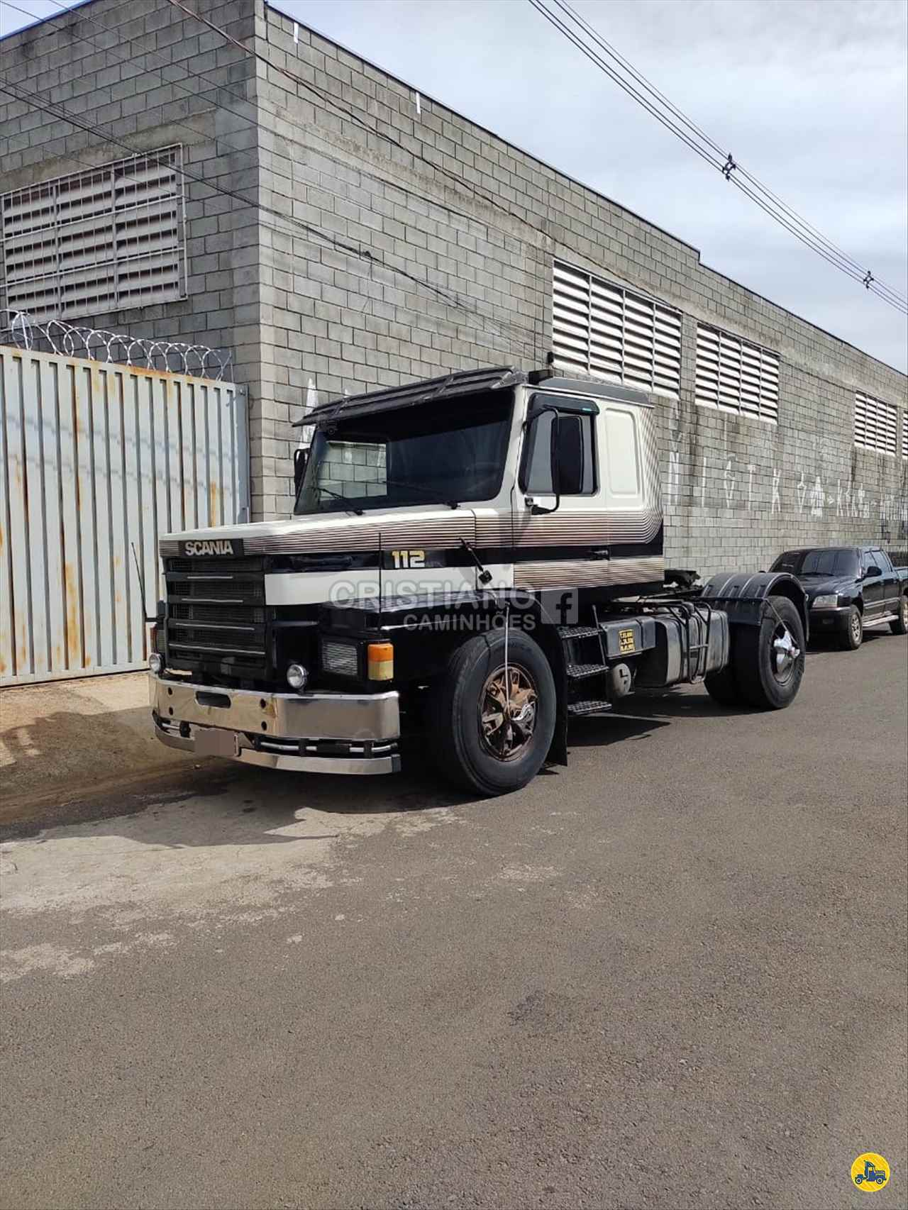 CAMINHAO SCANIA SCANIA 112 360 Cavalo Mecânico Toco 4x2 Cristiano Caminhões e Carretas SAO JOSE DO RIO PARDO SÃO PAULO SP