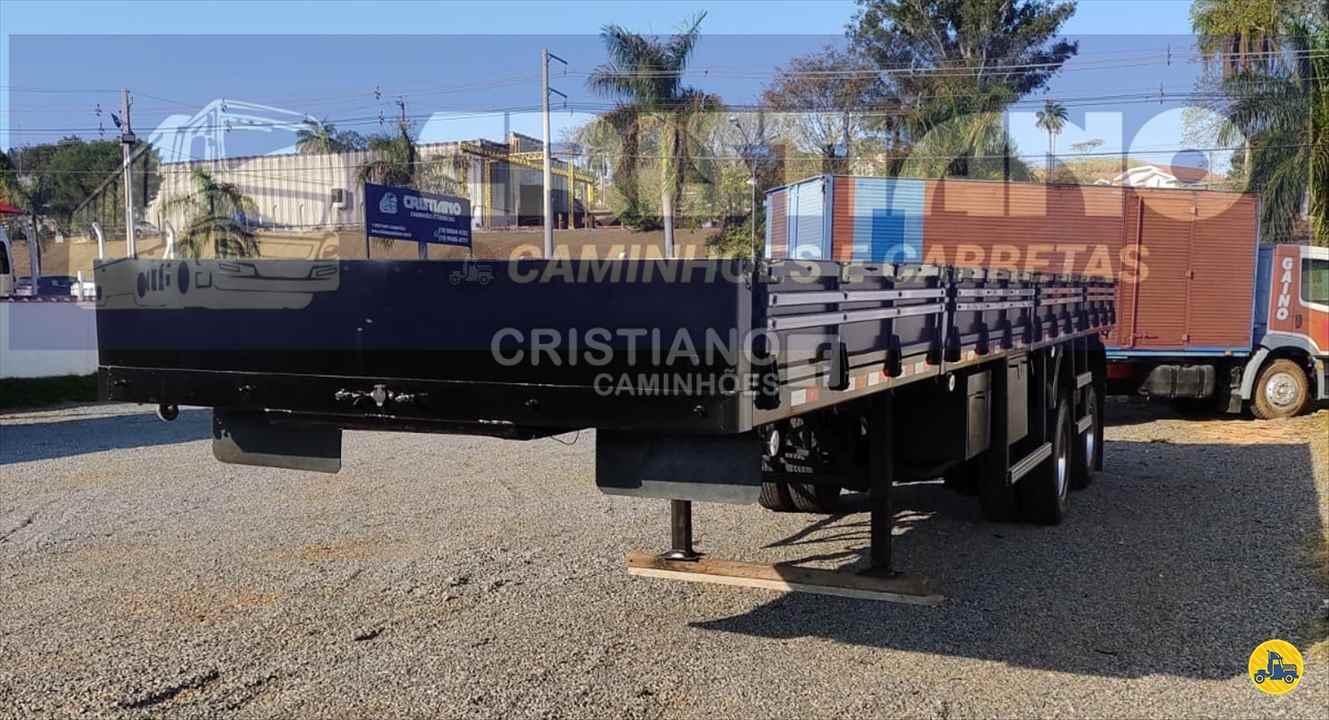 CARGA SECA de Cristiano Caminhões e Carretas - SAO JOSE DO RIO PARDO/SP