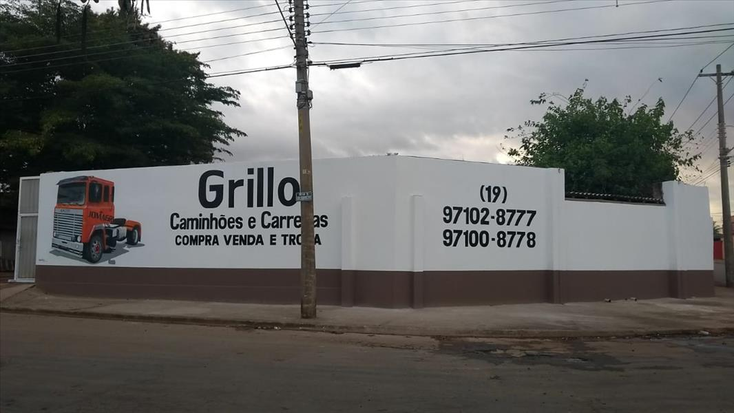 Foto da Loja da Grillo Caminhões
