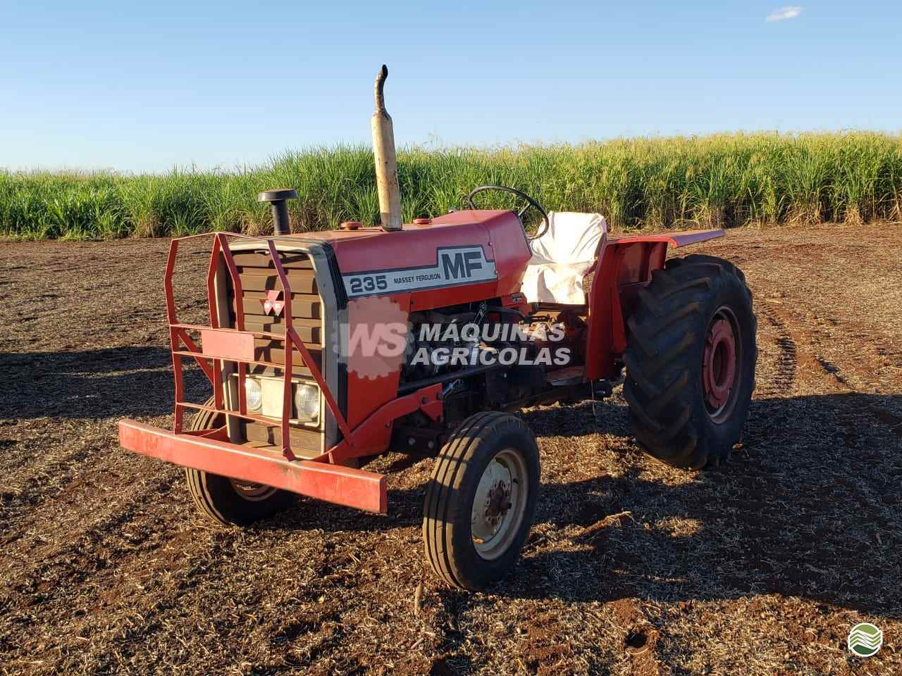MASSEY FERGUSON MF 235  1981/1981 WS Máquinas Agrícolas