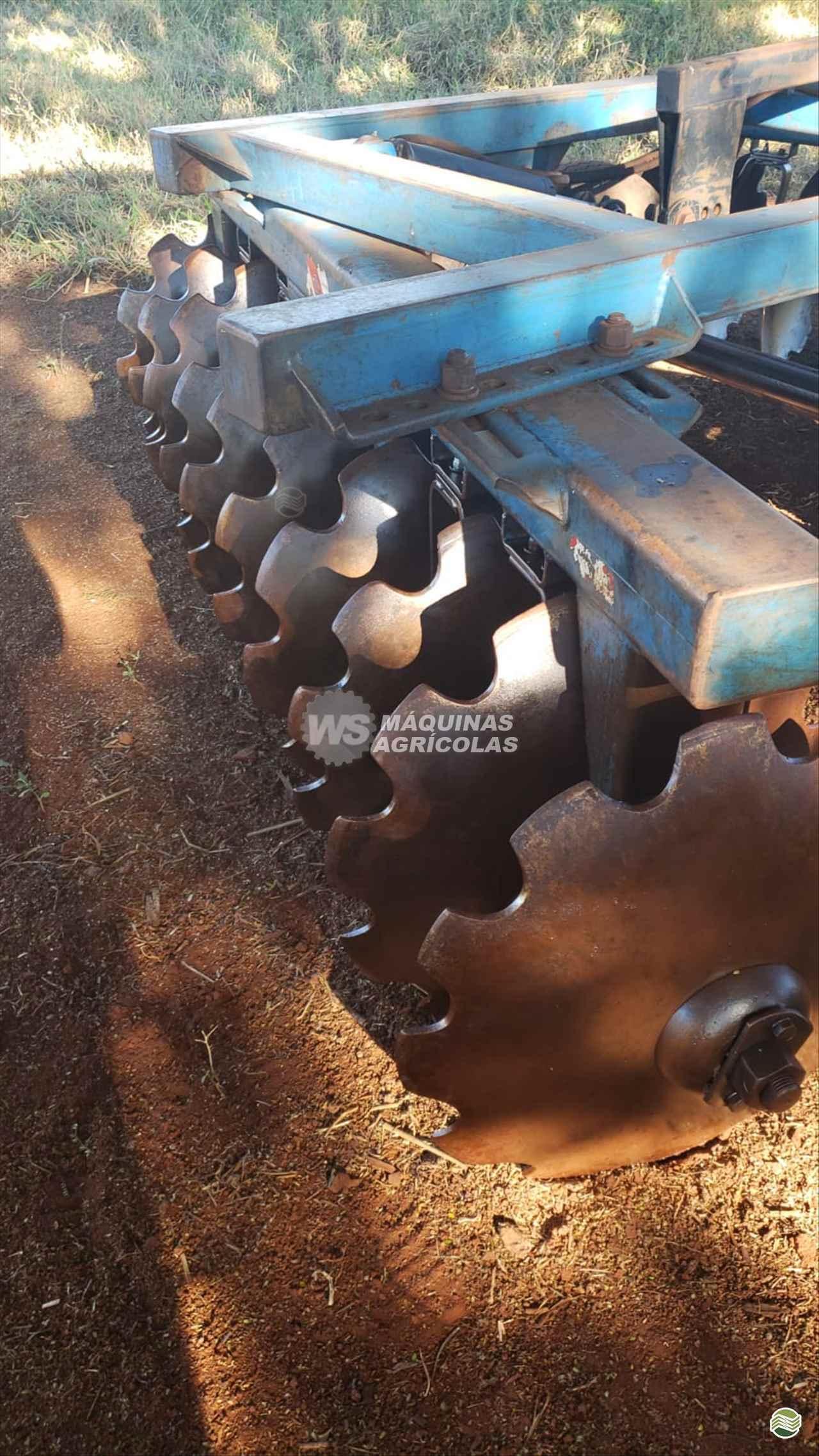 INTERMEDIÁRIA 20 DISCOS de WS Máquinas Agrícolas - SERTAOZINHO/SP