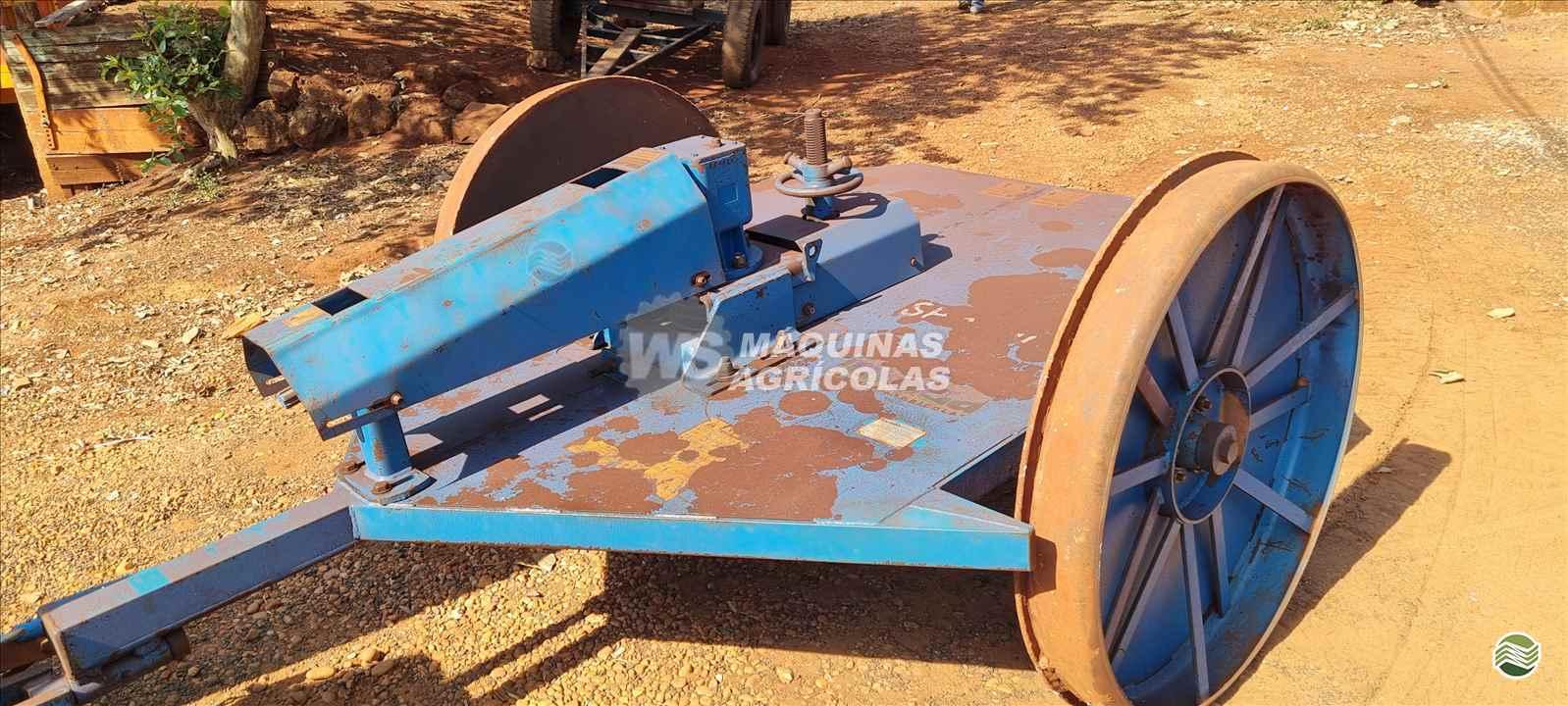 ROCADEIRA ARRASTO de WS Máquinas Agrícolas - SERTAOZINHO/SP