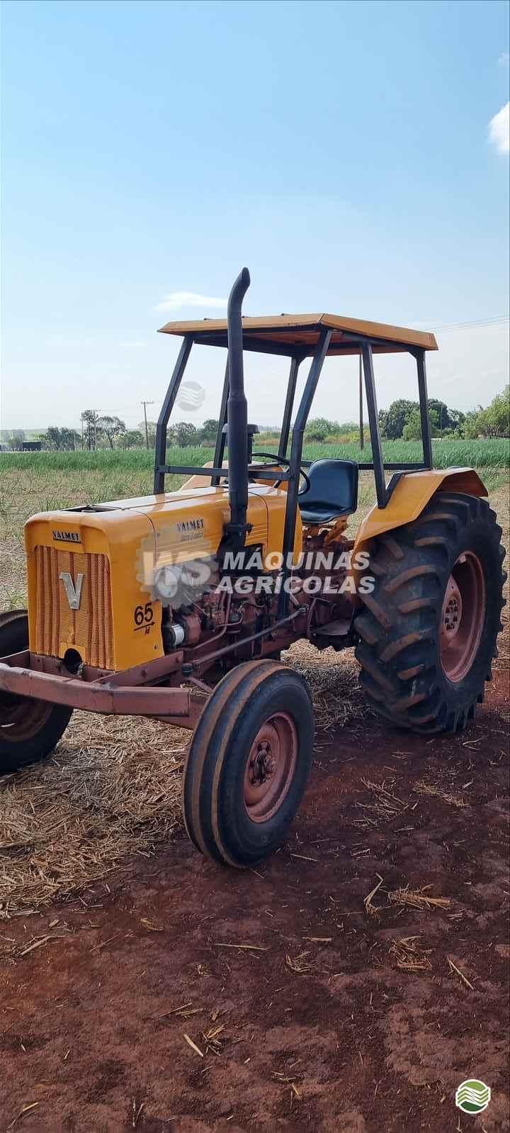 TRATOR VALMET VALMET 65 Tração 4x2 WS Máquinas Agrícolas SERTAOZINHO SÃO PAULO SP