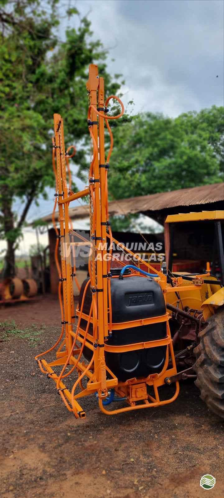 PULVERIZADOR JACTO CONDOR 600 M12 Acoplado Hidráulico WS Máquinas Agrícolas SERTAOZINHO SÃO PAULO SP