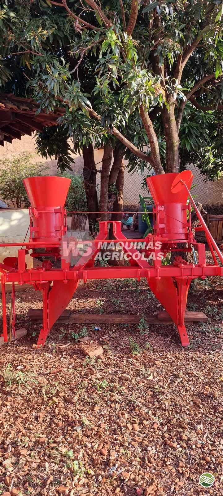 IMPLEMENTOS AGRICOLAS SULCADOR 2 LINHAS WS Máquinas Agrícolas SERTAOZINHO SÃO PAULO SP