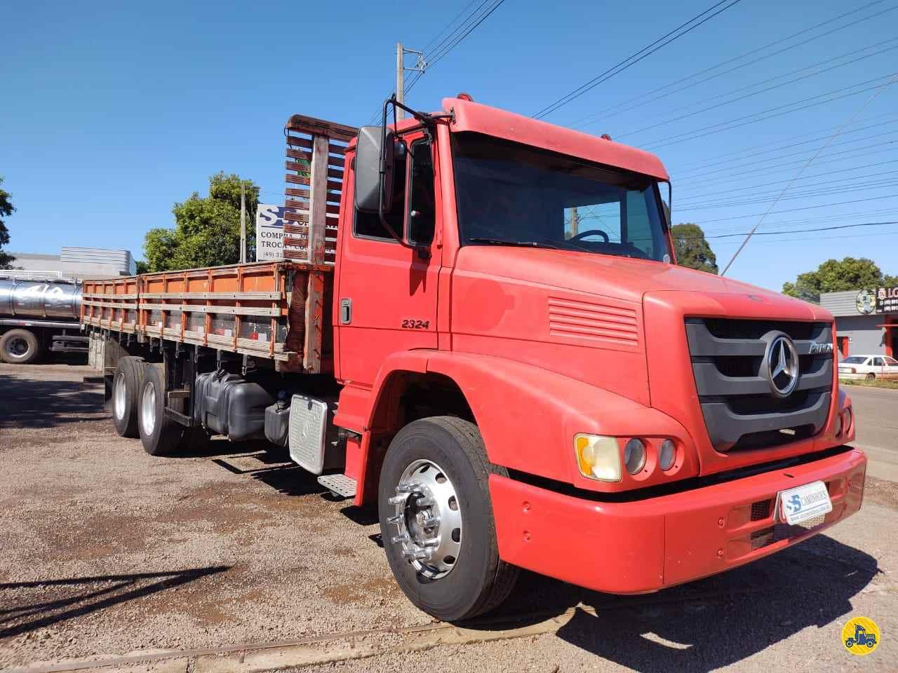 CAMINHAO MERCEDES-BENZ MB 2324 Graneleiro Truck 6x2 SS Caminhões SAO MIGUEL DO OESTE SANTA CATARINA SC
