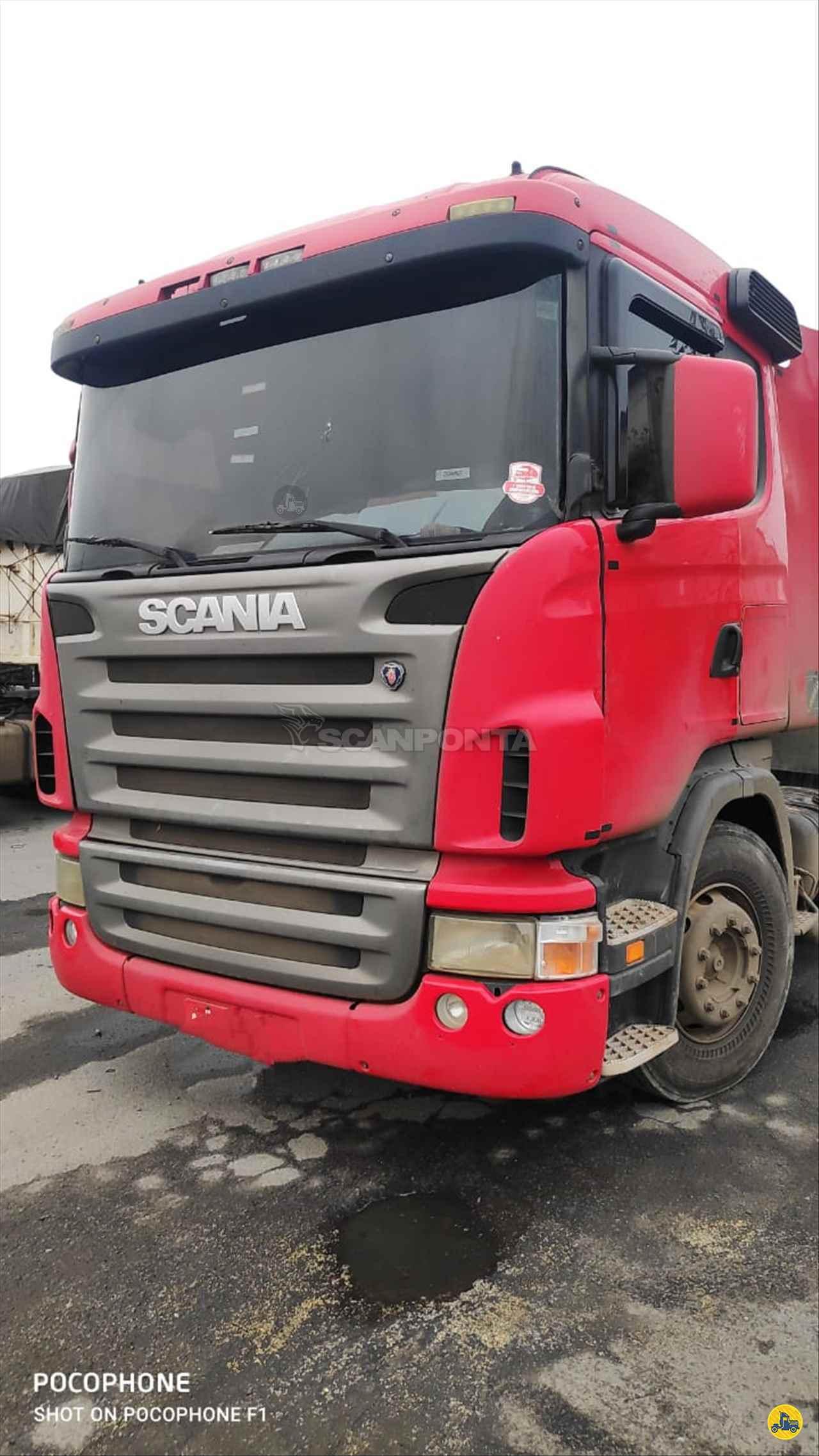 CAMINHAO SCANIA SCANIA 420 Cavalo Mecânico Truck 6x2 Scanponta Caminhões Peças e Serviços PONTA GROSSA PARANÁ PR