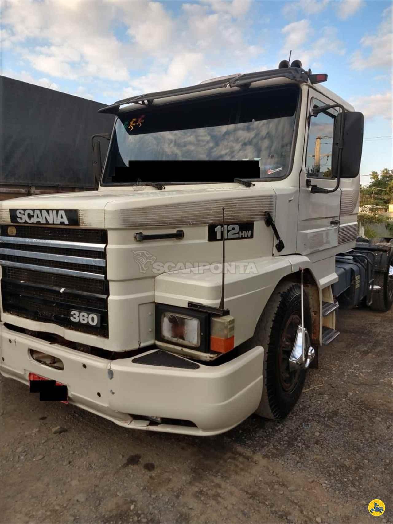 CAMINHAO SCANIA SCANIA 112 360 Cavalo Mecânico Truck 6x2 Scanponta Caminhões Peças e Serviços PONTA GROSSA PARANÁ PR