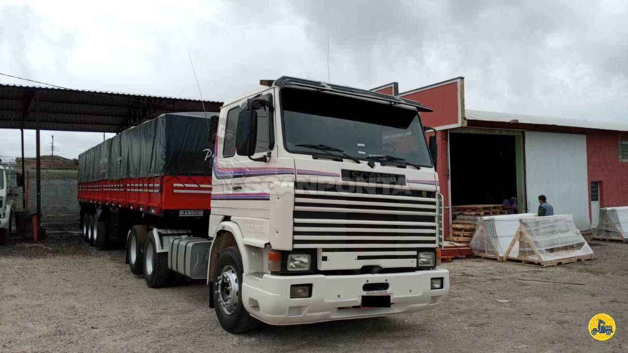 CAMINHAO SCANIA SCANIA 113 360 Cavalo Mecânico Truck 6x2 Scanponta Caminhões Peças e Serviços PONTA GROSSA PARANÁ PR