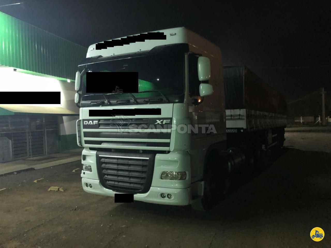 CAMINHAO DAF DAF XF105 460 Cavalo Mecânico Truck 6x2 Scanponta Caminhões Peças e Serviços PONTA GROSSA PARANÁ PR