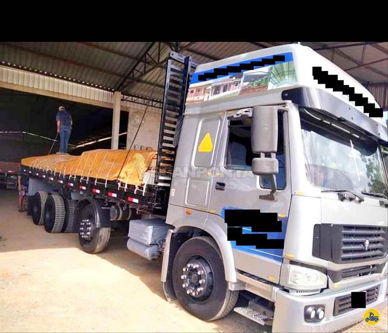 CAMINHAO SINOTRUK HOWO 380 Carga Seca BiTruck 8x2 Scanponta Caminhões Peças e Serviços PONTA GROSSA PARANÁ PR