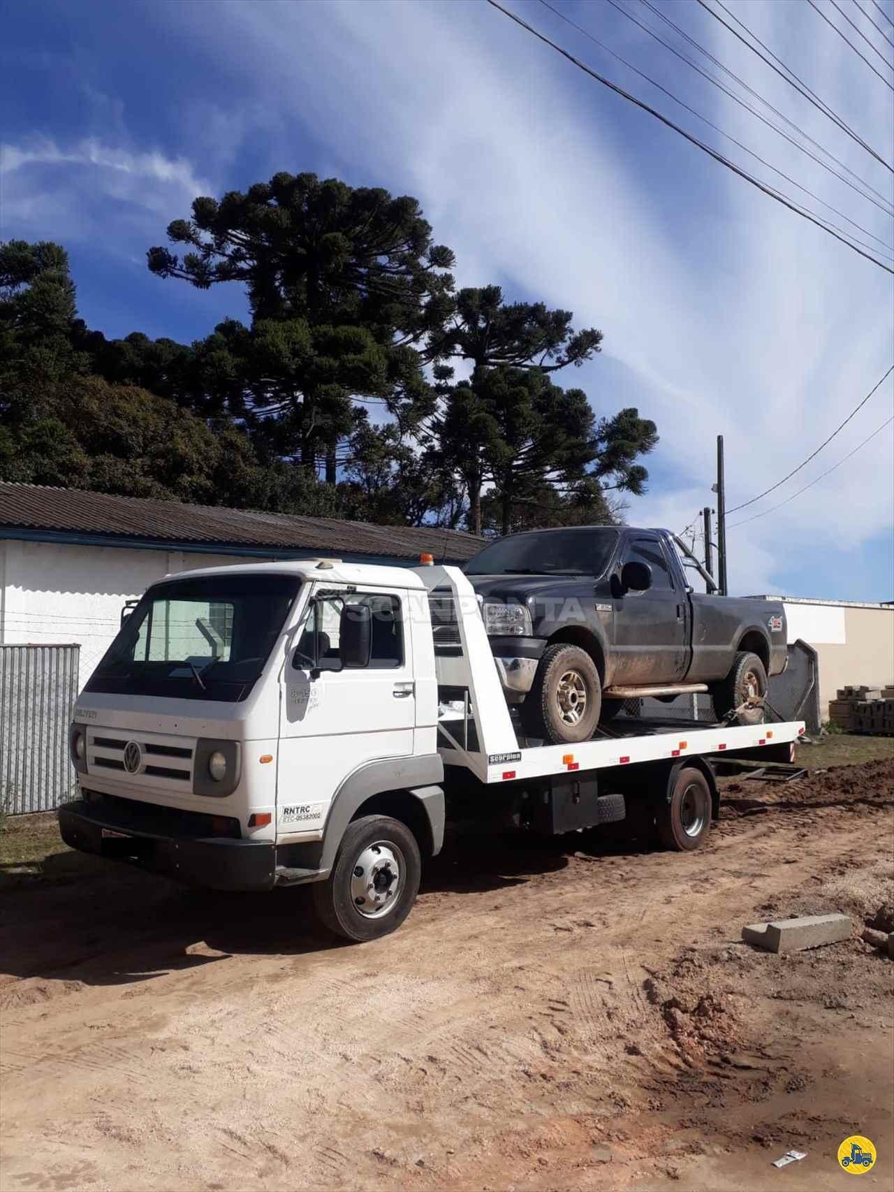 CAMINHAO VOLKSWAGEN VW 8150 Plataforma 3/4 4x2 Scanponta Caminhões Peças e Serviços PONTA GROSSA PARANÁ PR