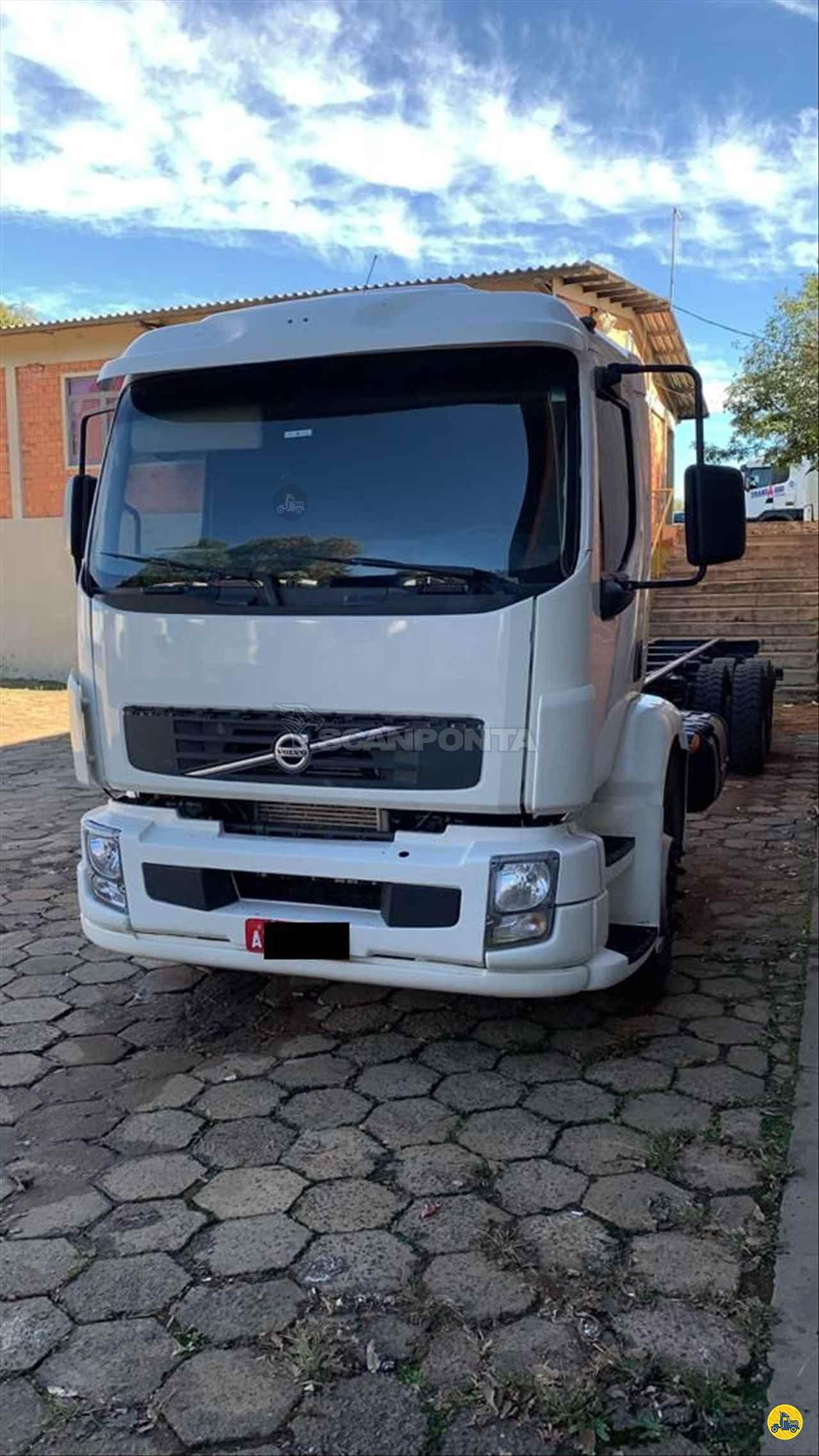 CAMINHAO VOLVO VOLVO VM 270 Chassis Truck 6x2 Scanponta Caminhões Peças e Serviços PONTA GROSSA PARANÁ PR