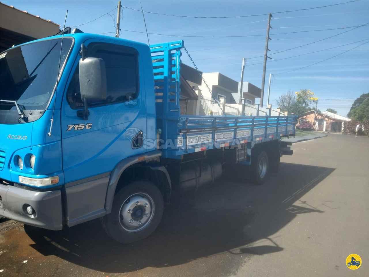 CAMINHAO MERCEDES-BENZ MB 715 Carga Seca 3/4 4x2 Scanponta Caminhões Peças e Serviços PONTA GROSSA PARANÁ PR