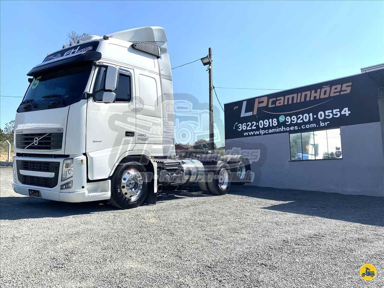 CAMINHAO VOLVO VOLVO FH 460 Cavalo Mecânico Truck 6x2 LP Caminhões CANOINHAS SANTA CATARINA SC