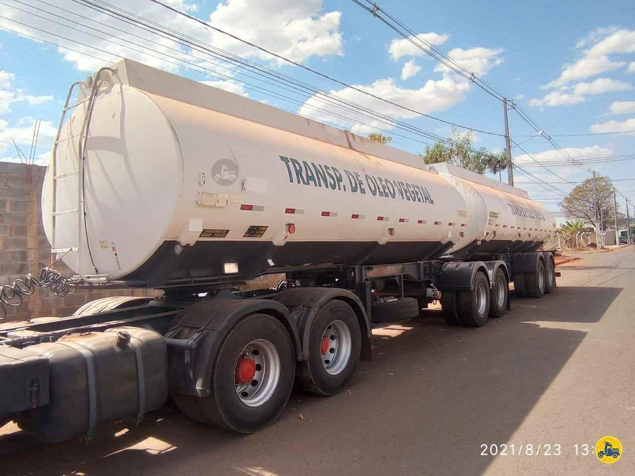 CARRETA SEMI-REBOQUE TANQUE AÇO Barbosa Caminhões - Metalesp RIO VERDE GOIAS GO