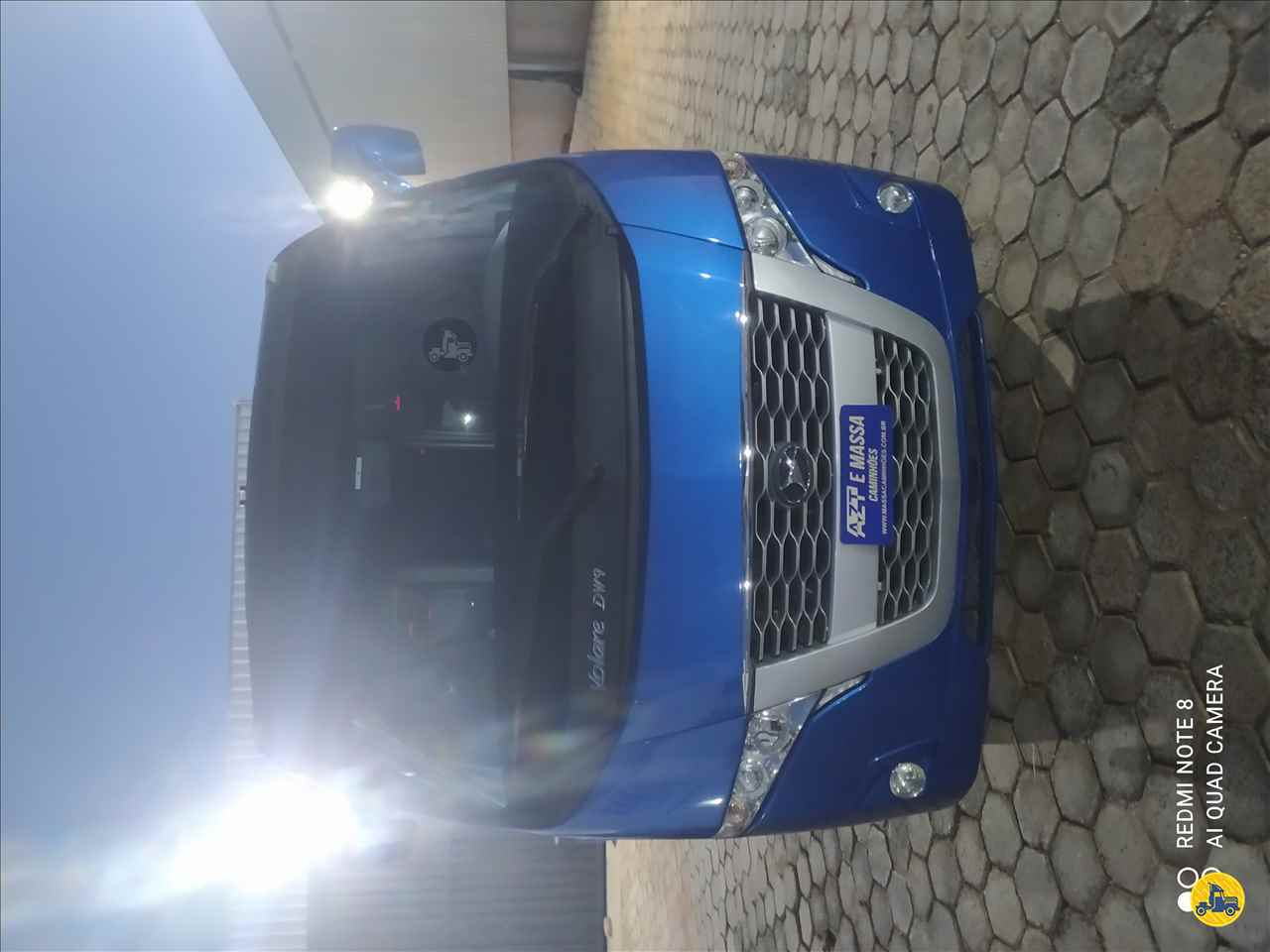 VOLARE VOLARE W9 Fly Limousine 30000km 2013/2013 Massa Caminhões