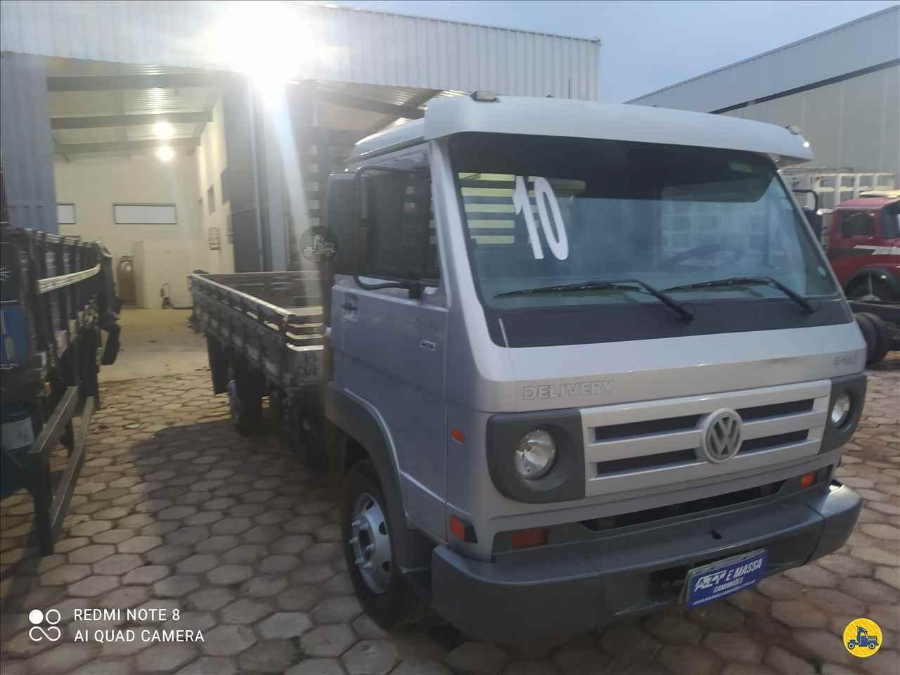CAMINHAO VOLKSWAGEN VW 5140 Carga Seca 3/4 4x2 Massa Caminhões SAO MANUEL SÃO PAULO SP