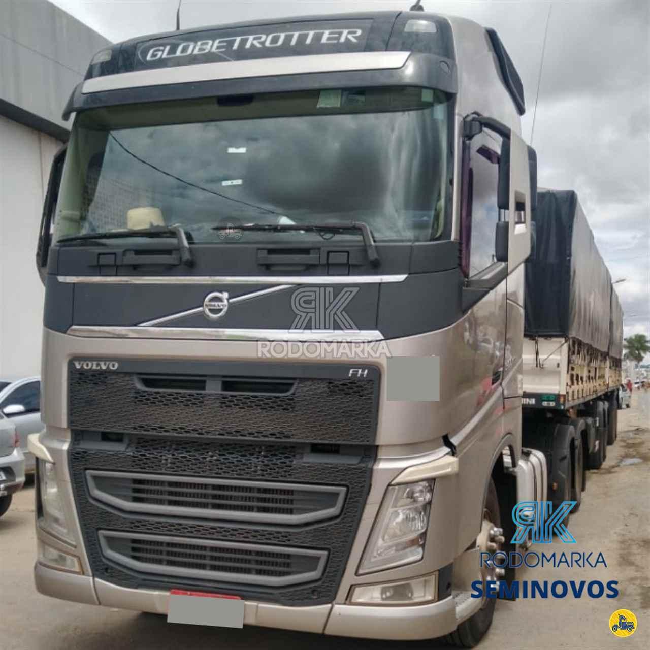 CAMINHAO VOLVO VOLVO FH 500 Chassis Truck 6x2 Rodomarka Implementos Rodoviários - Librelato MARINGA PARANÁ PR