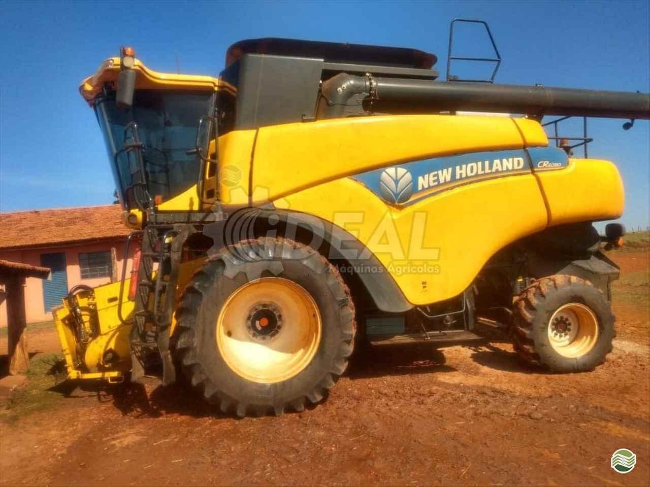 COLHEITADEIRA NEW HOLLAND CR 6080 Ideal Máquinas Agrícolas SAO GONCALO DO SAPUCAI MINAS GERAIS MG