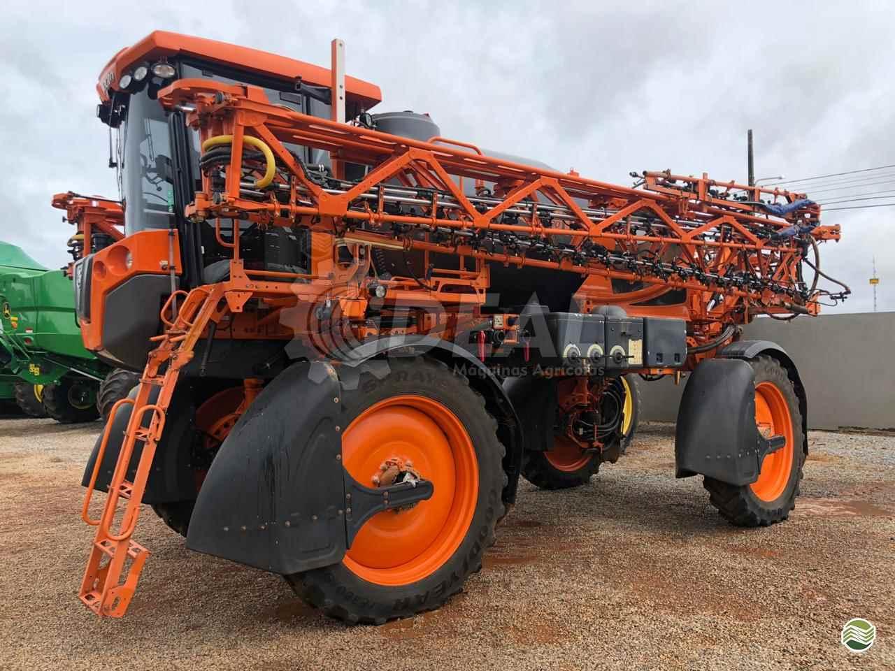 PULVERIZADOR JACTO UNIPORT 4530 Tração 4x4 Ideal Máquinas Agrícolas SAO GONCALO DO SAPUCAI MINAS GERAIS MG