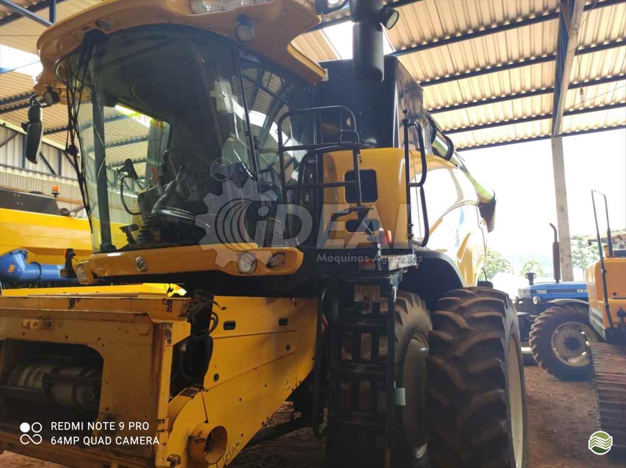 NEW HOLLAND CR 9060  2012/2012 Ideal Máquinas Agrícolas