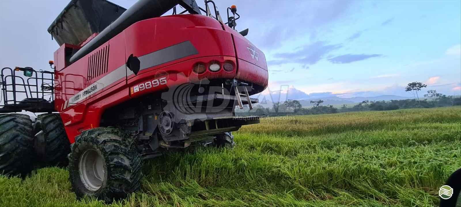 MASSEY FERGUSON MF 9895  2018/2018 Ideal Máquinas Agrícolas