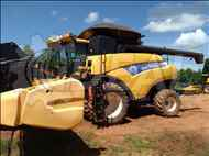 NEW HOLLAND CR 9090  2012/2012 Ideal Máquinas Agrícolas
