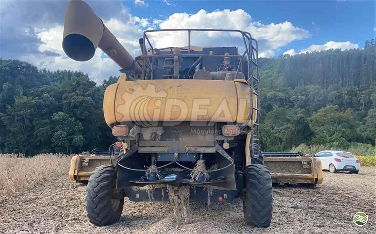 NEW HOLLAND CR 6080  2013/2013 Ideal Máquinas Agrícolas