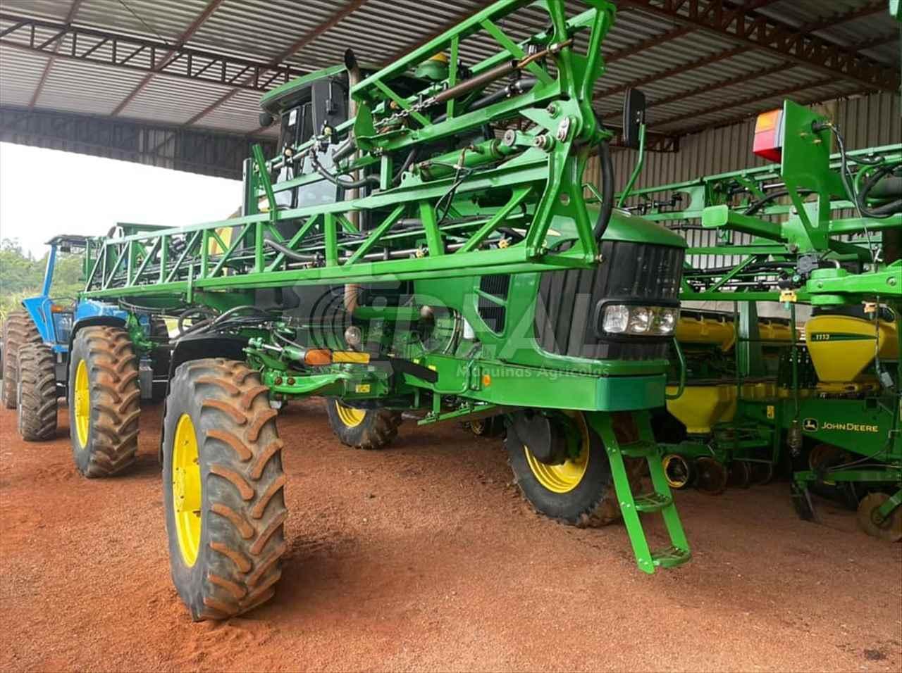 PULVERIZADOR JOHN DEERE JOHN DEERE 4630 Tração 4x4 Ideal Máquinas Agrícolas SAO GONCALO DO SAPUCAI MINAS GERAIS MG