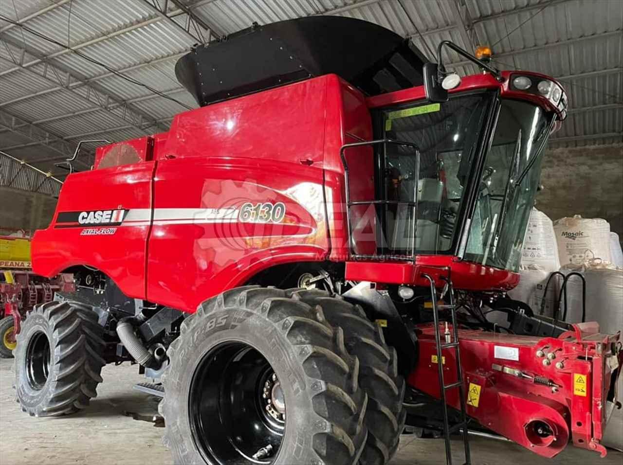 COLHEITADEIRA CASE CASE 6130 Ideal Máquinas Agrícolas SAO GONCALO DO SAPUCAI MINAS GERAIS MG