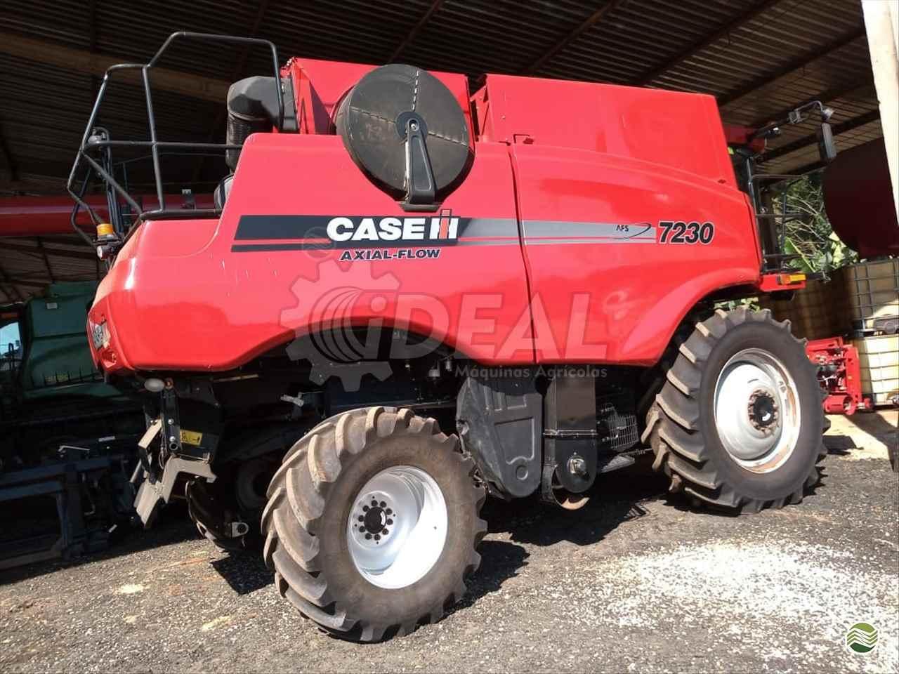 COLHEITADEIRA CASE CASE 7230 Ideal Máquinas Agrícolas SAO GONCALO DO SAPUCAI MINAS GERAIS MG