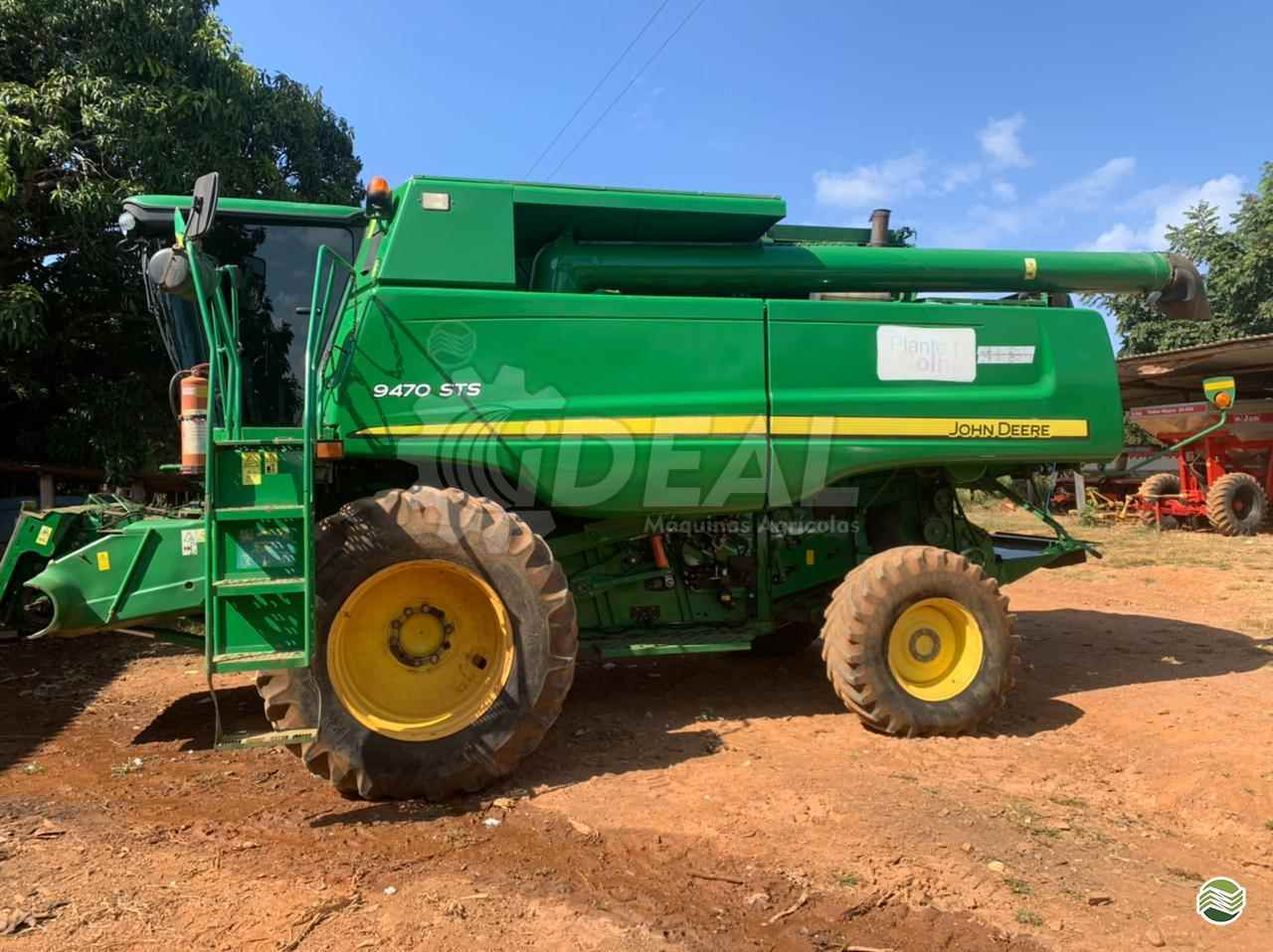 COLHEITADEIRA JOHN DEERE JOHN DEERE 9470 STS Ideal Máquinas Agrícolas SAO GONCALO DO SAPUCAI MINAS GERAIS MG