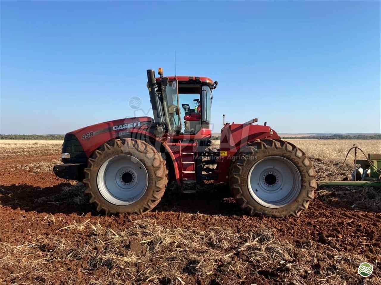 TRATOR CASE CASE Steiger 450 Tração 4x4 Ideal Máquinas Agrícolas SAO GONCALO DO SAPUCAI MINAS GERAIS MG