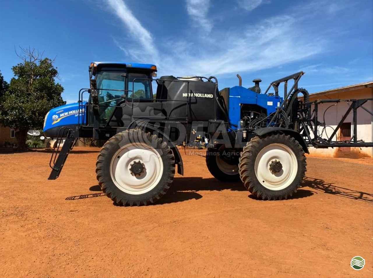 PULVERIZADOR NEW HOLLAND SP3500 Tração 4x4 Ideal Máquinas Agrícolas SAO GONCALO DO SAPUCAI MINAS GERAIS MG