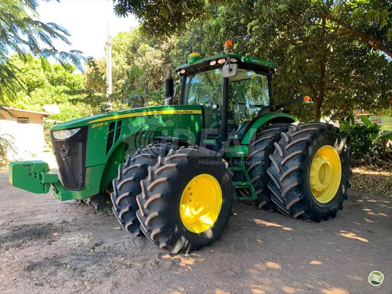 TRATOR JOHN DEERE JOHN DEERE 8335 Tração 4x4 Ideal Máquinas Agrícolas SAO GONCALO DO SAPUCAI MINAS GERAIS MG