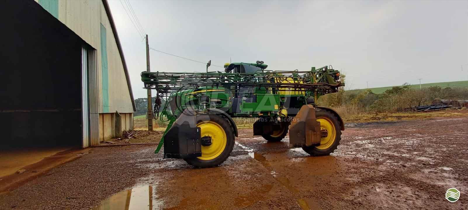 PULVERIZADOR JOHN DEERE JOHN DEERE 4730 Tração 4x4 Ideal Máquinas Agrícolas SAO GONCALO DO SAPUCAI MINAS GERAIS MG