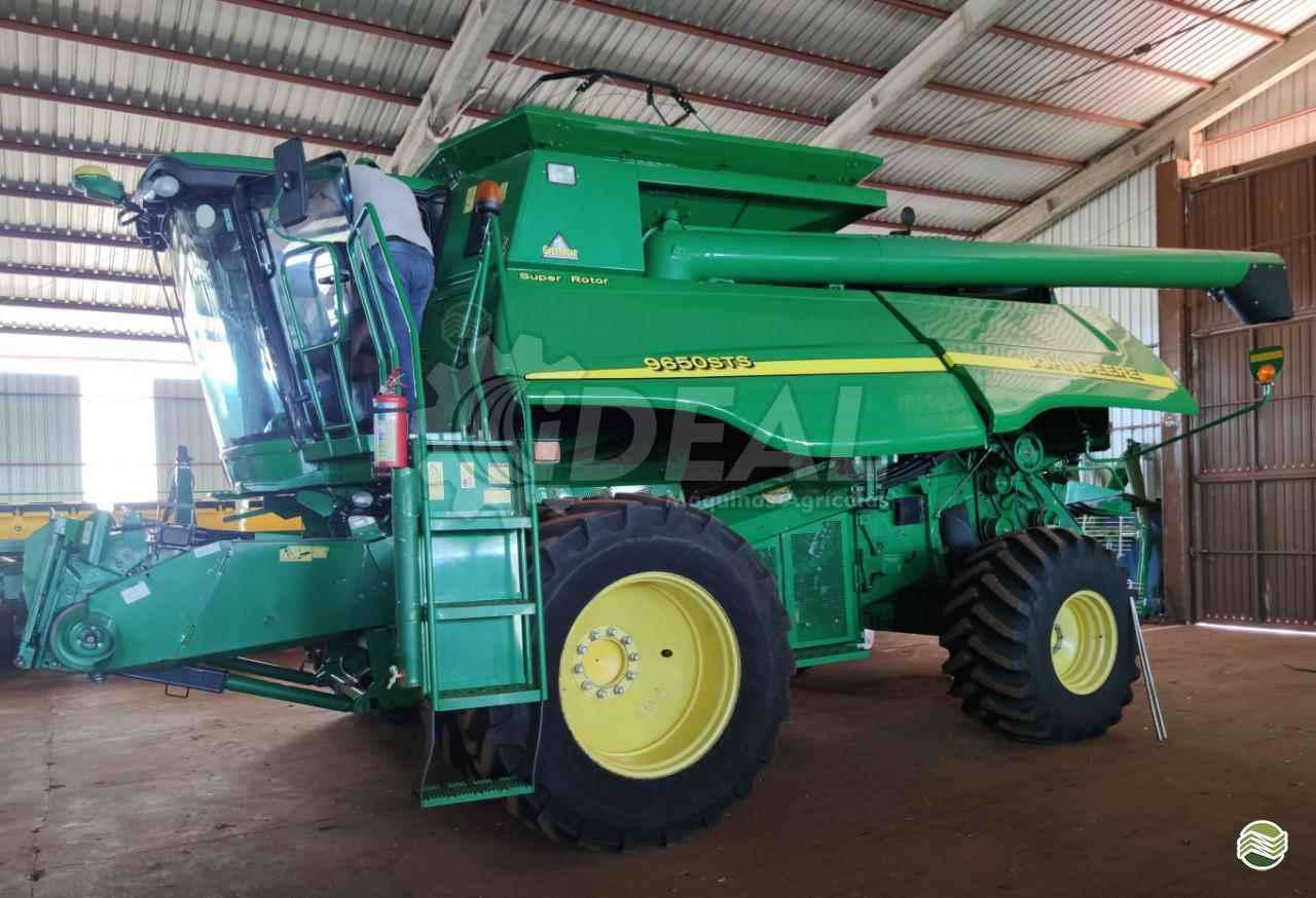 COLHEITADEIRA JOHN DEERE JOHN DEERE 9650 STS Ideal Máquinas Agrícolas SAO GONCALO DO SAPUCAI MINAS GERAIS MG