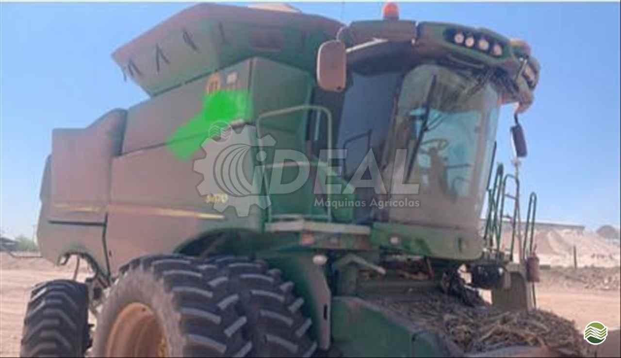 JOHN DEERE S670 de Ideal Máquinas Agrícolas - SAO GONCALO DO SAPUCAI/MG