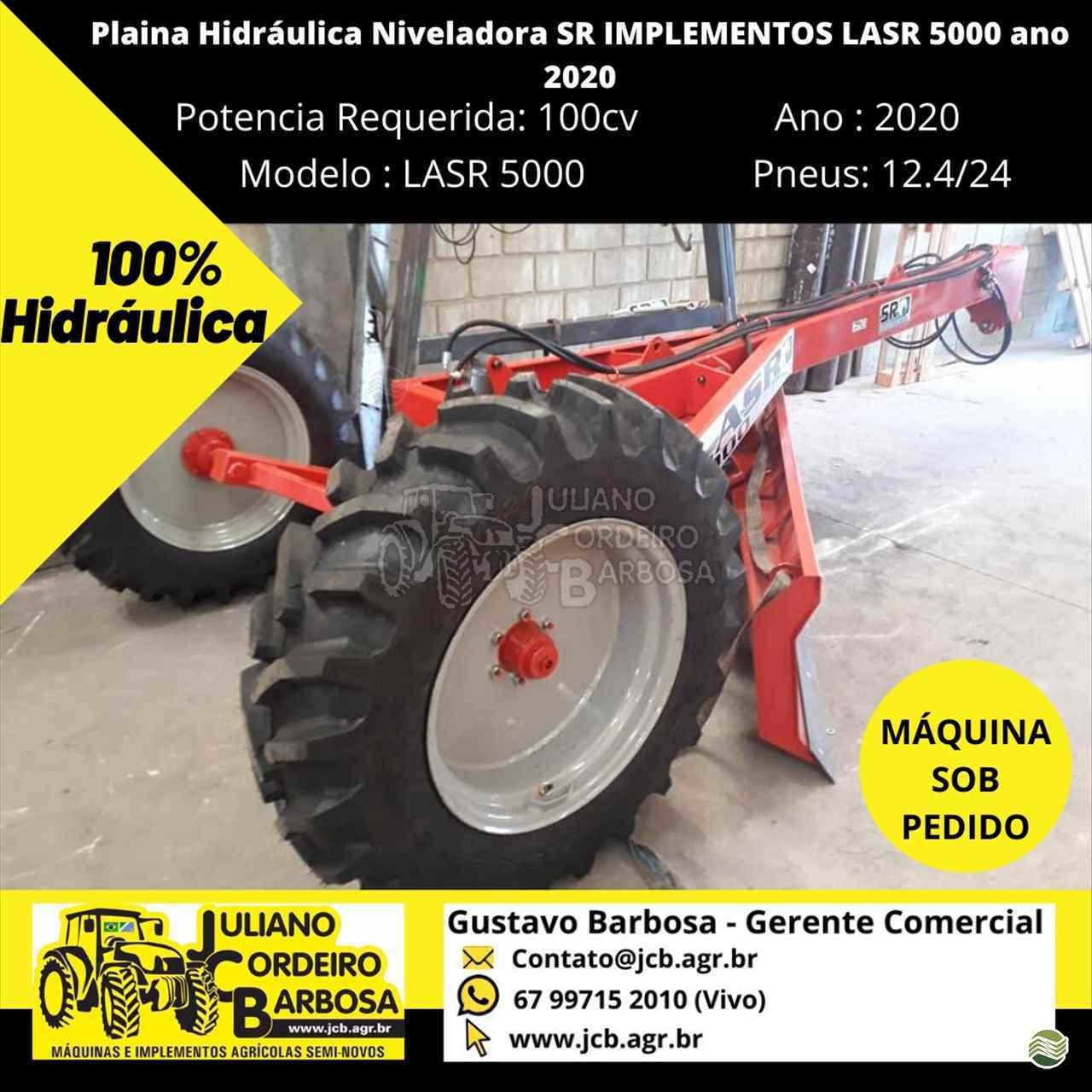 IMPLEMENTOS AGRICOLAS PLAINA NIVELADORA PLAINA DE ARRASTO JCB Máquinas e Implementos Agrícolas MARACAJU MATO GROSSO DO SUL MS
