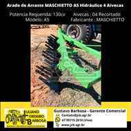 SUBSOLADOR 4 HASTES  20 JCB Máquinas e Implementos Agrícolas
