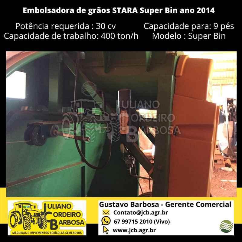 EMBUTIDORA EMBUTIDORA DE GRÃOS  2014 JCB Máquinas e Implementos Agrícolas