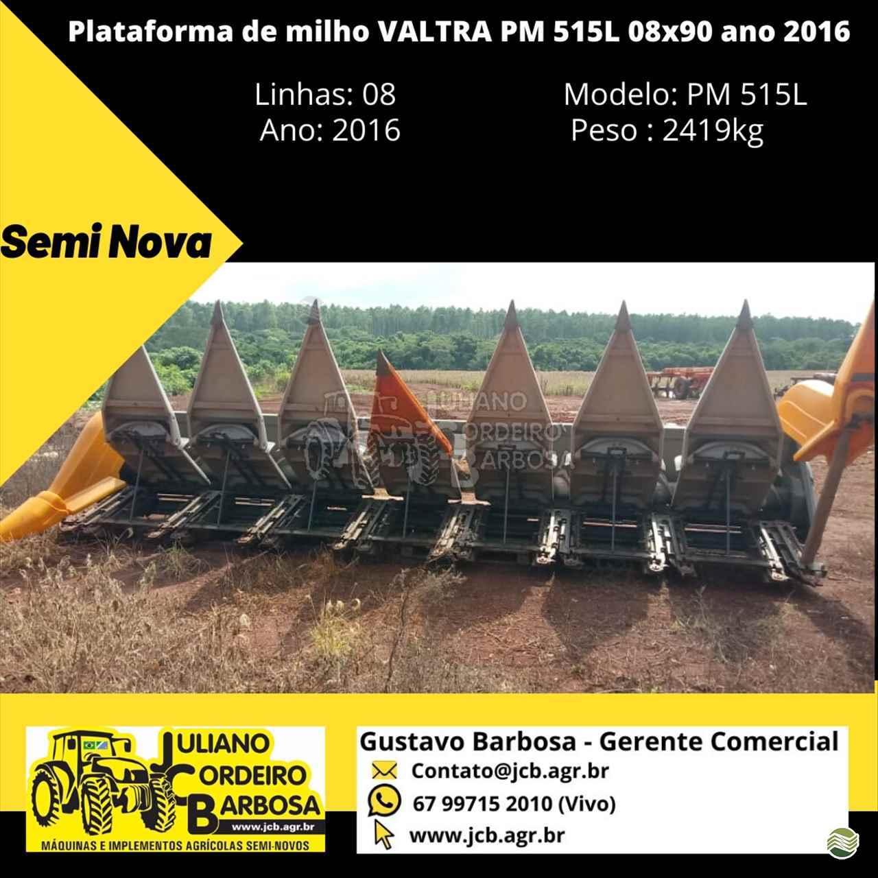 PLATAFORMA COLHEITADEIRA VALTRA PM 515 JCB Máquinas e Implementos Agrícolas MARACAJU MATO GROSSO DO SUL MS