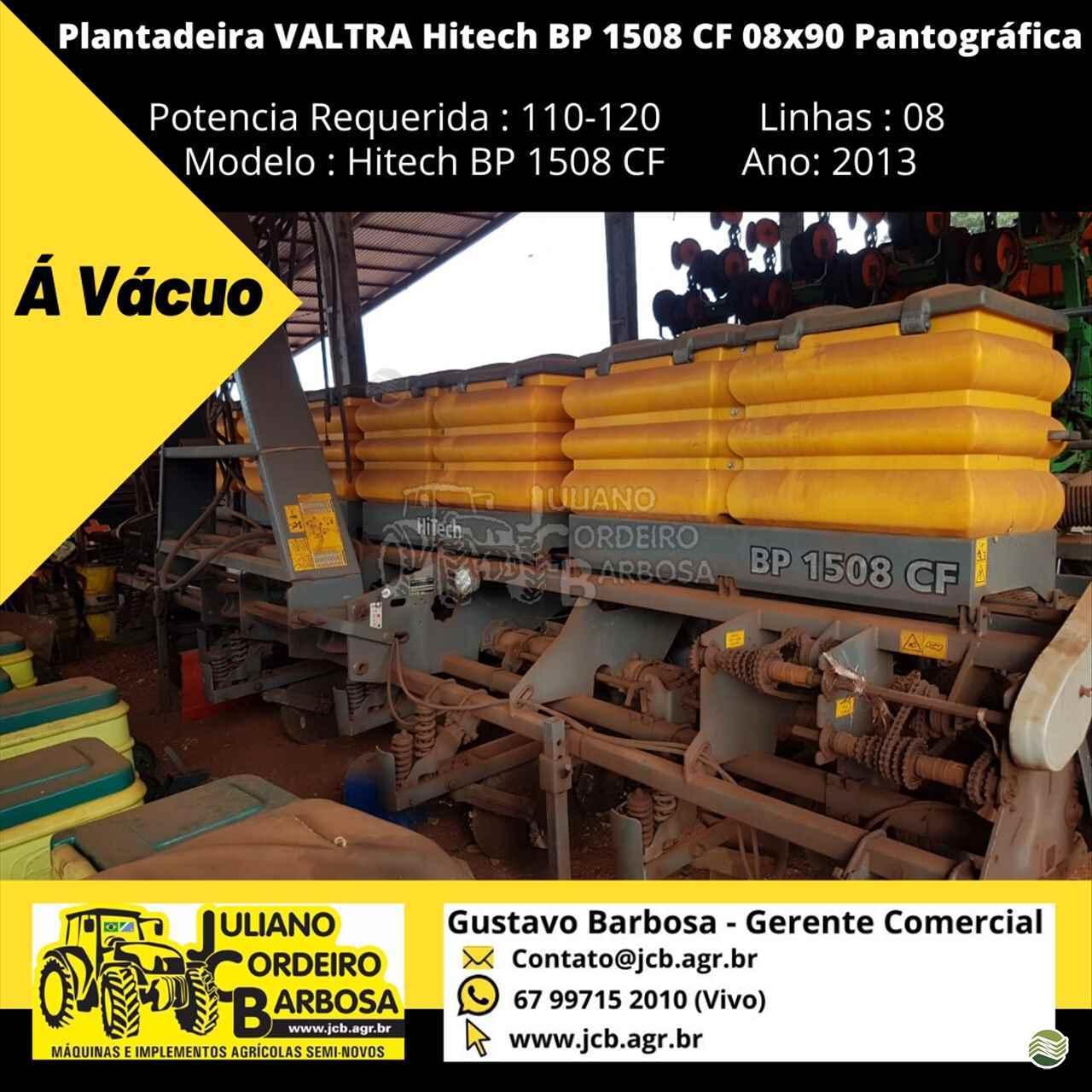 PLANTADEIRA VALTRA HITECH BP 1508 JCB Máquinas e Implementos Agrícolas MARACAJU MATO GROSSO DO SUL MS